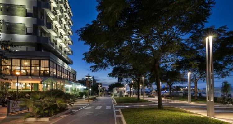 Hotel Abners Riccione Sul Mare