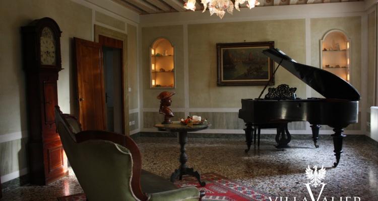 Villa Valier Matrimonio Party Style
